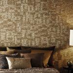 کاغذ دیواری کره ای کرم قهوه ای