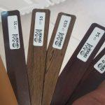 کرکره فلزی با تنوع رنگ