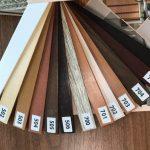 کرکره چوبی تنوع رنگ 2