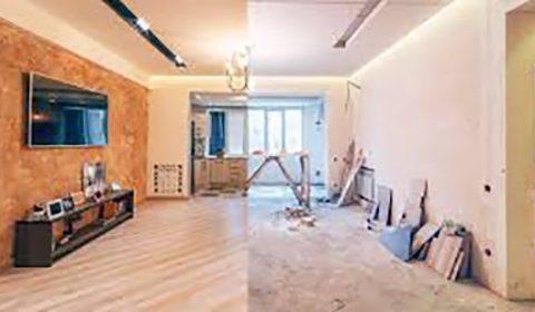 بازسازی خانه ها