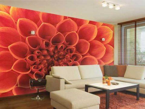 استفاده از پوستر دیواری در دکوراسیون داخلی منزل