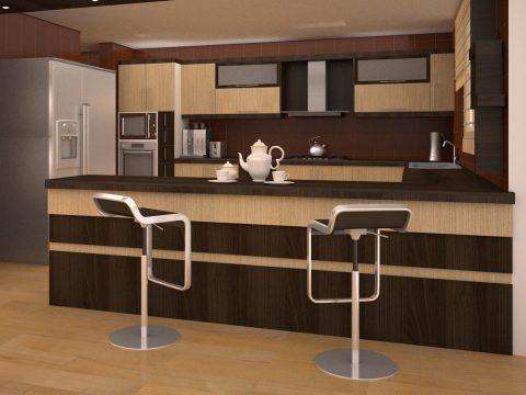 مزایای استفاده از کابینت آشپزخانه ام دی اف
